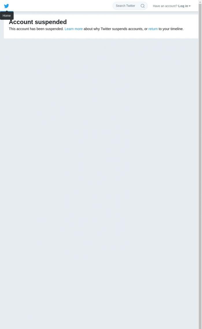 لقطة لاول تغريدة في هاشتاق #اغلاق_حساب_عبدالرحمن_الثابتي