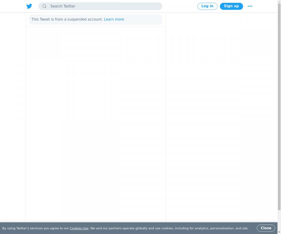 لقطة لاول تغريدة في هاشتاق #كلمتك_للسنه_الجديده